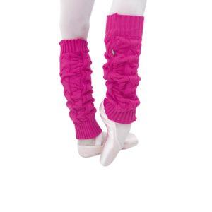 Polaina com Trança Pink - Ballare-0