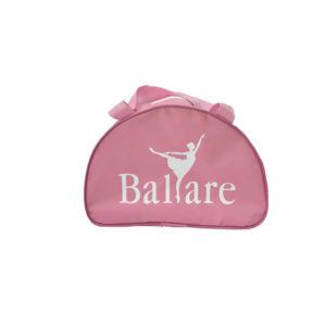 Bolsa Mini Meia Lua em Bagum Rosa Bebê - Ballare-0