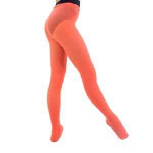 Meia Calça em Helanca Infantil Colorida - Ballare-84