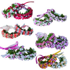 Arranjo de Cabelo Floral 1 - Ballare-0
