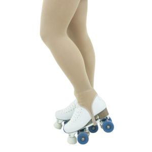Meia Calça Patinação Aberta com Gancho - Ballare-0