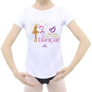 Camiseta Printed Estampa 1 - Ballare-1377
