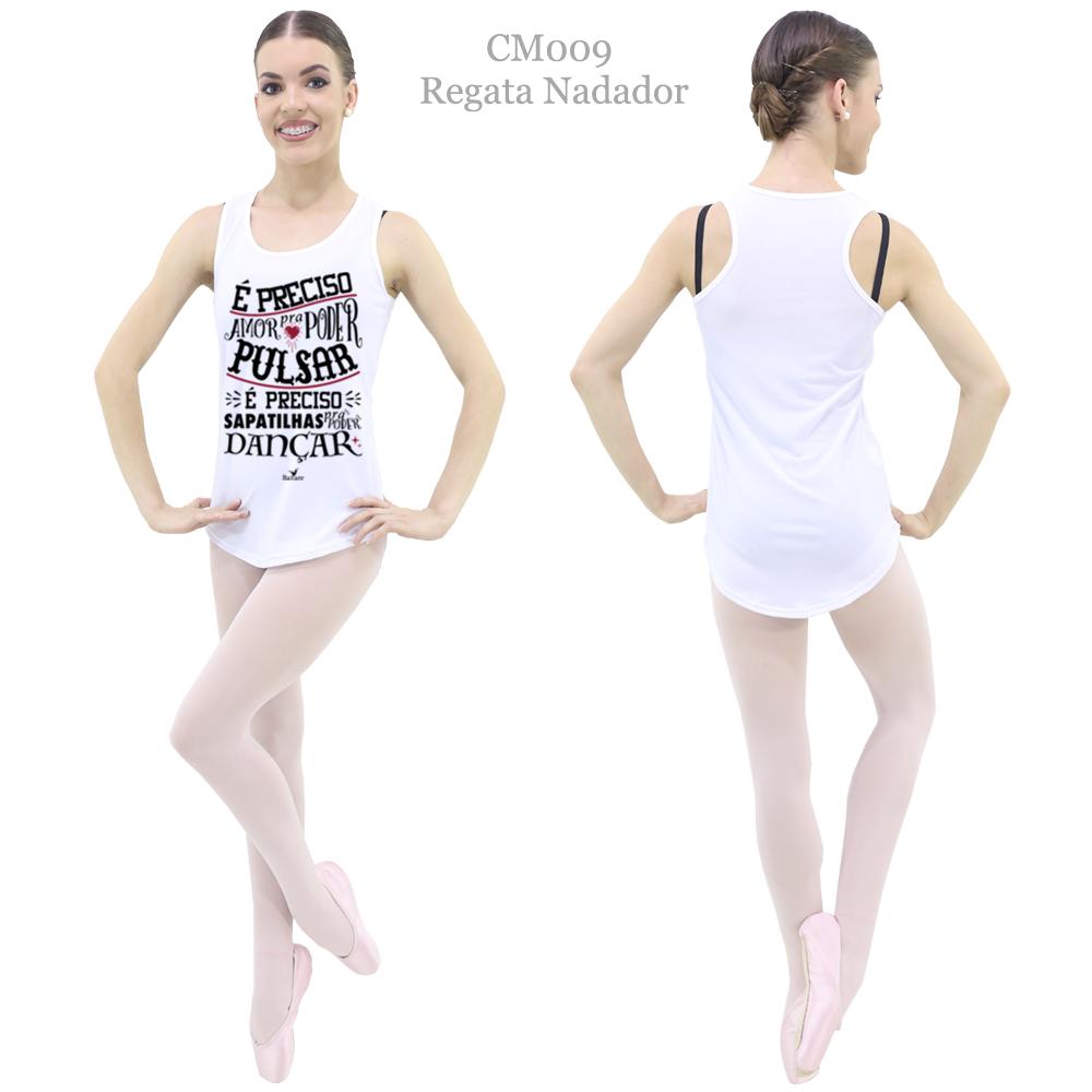 Camiseta Printed Estampa 5 - Ballare-1500
