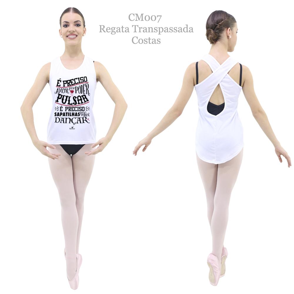 Camiseta Printed Estampa 5 - Ballare-1402