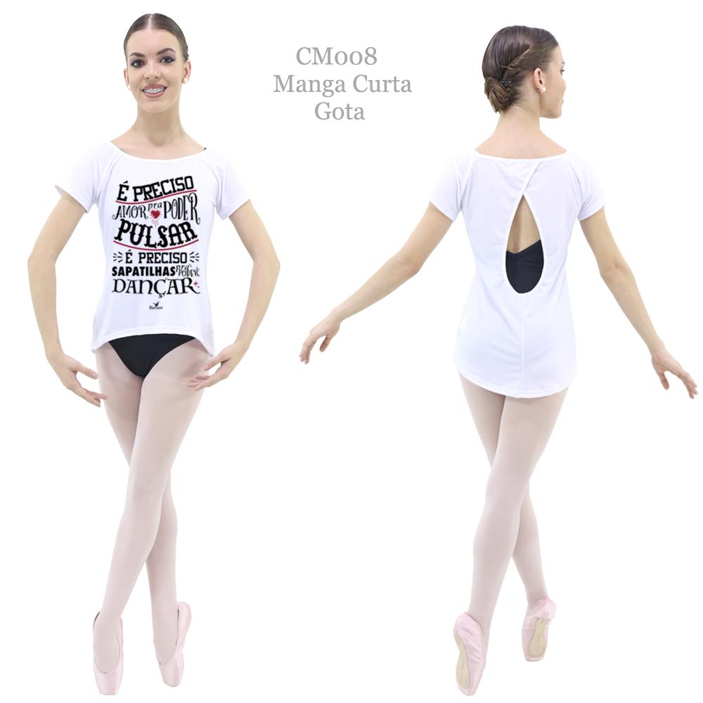 Camiseta Printed Estampa 5 - Ballare-1570