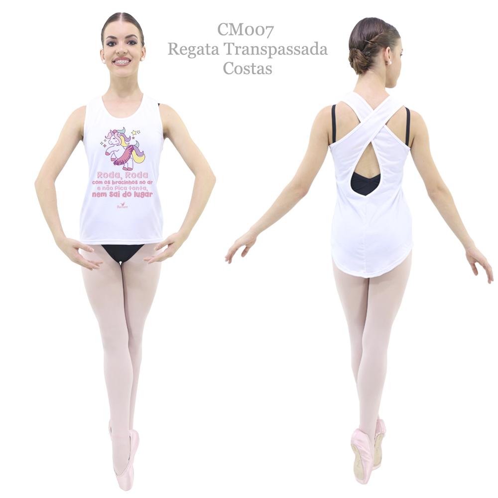 Camiseta Printed Estampa 24 - Ballare-1664