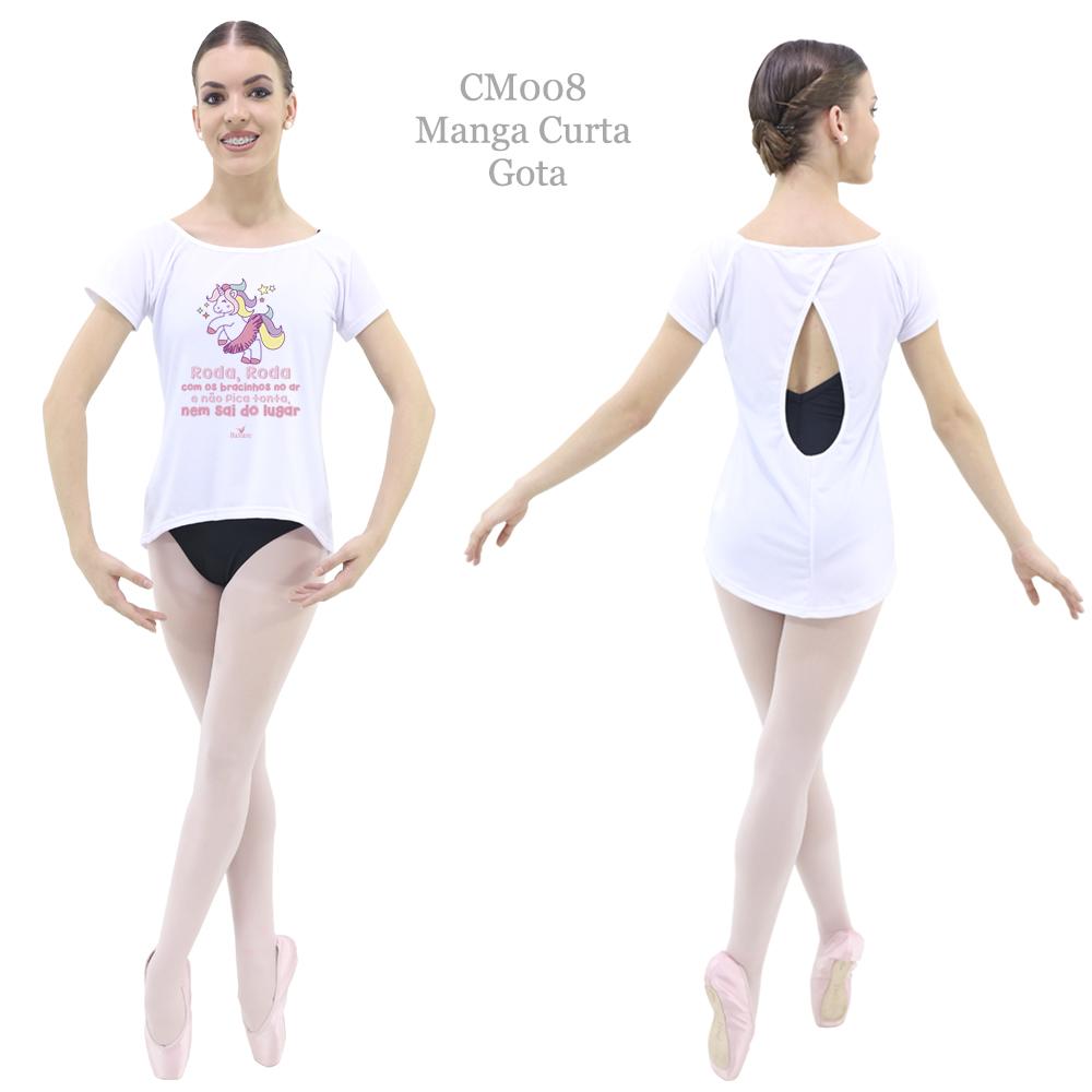 Camiseta Printed Estampa 24 - Ballare-1665