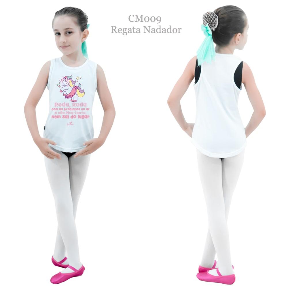 Camiseta Printed Estampa 24 Infantil - Ballare-2063