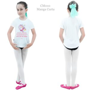 Camiseta Printed Estampa 24 Infantil - Ballare-2062