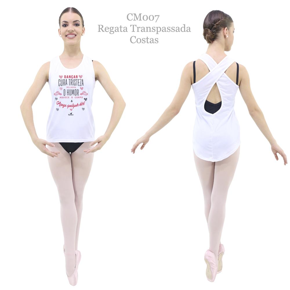 Camiseta Printed Estampa 11 - Ballare-1433