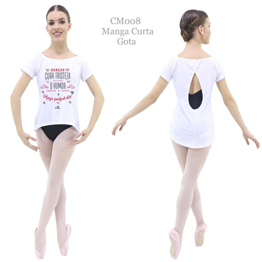 Camiseta Printed Estampa 11 - Ballare-1557