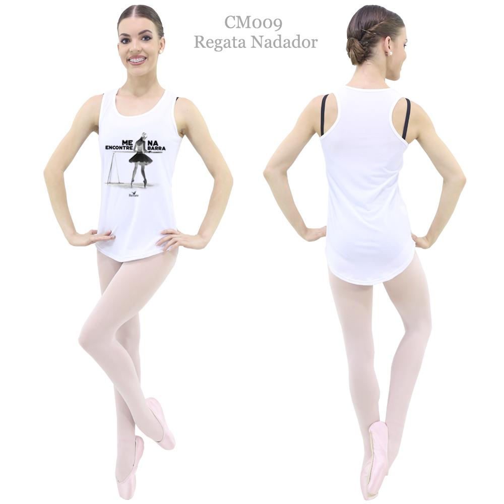 Camiseta Printed Estampa 13 - Ballare-1516