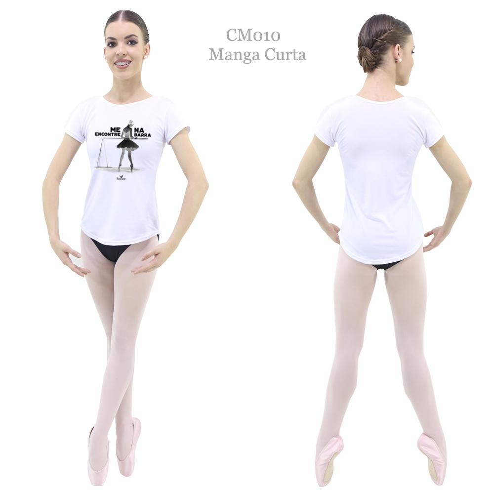 Camiseta Printed Estampa 13 - Ballare-1553