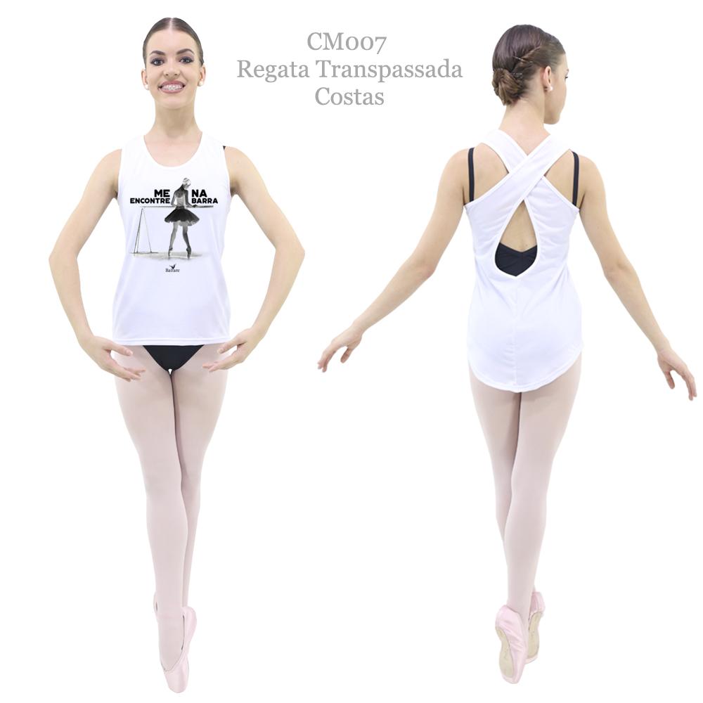 Camiseta Printed Estampa 13 - Ballare-1441