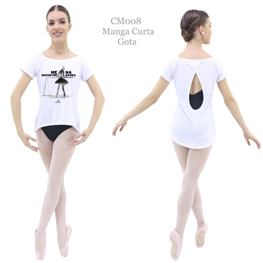 Camiseta Printed Estampa 13 - Ballare-1554