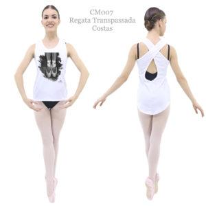Camiseta Printed Estampa 14 - Ballare-1444