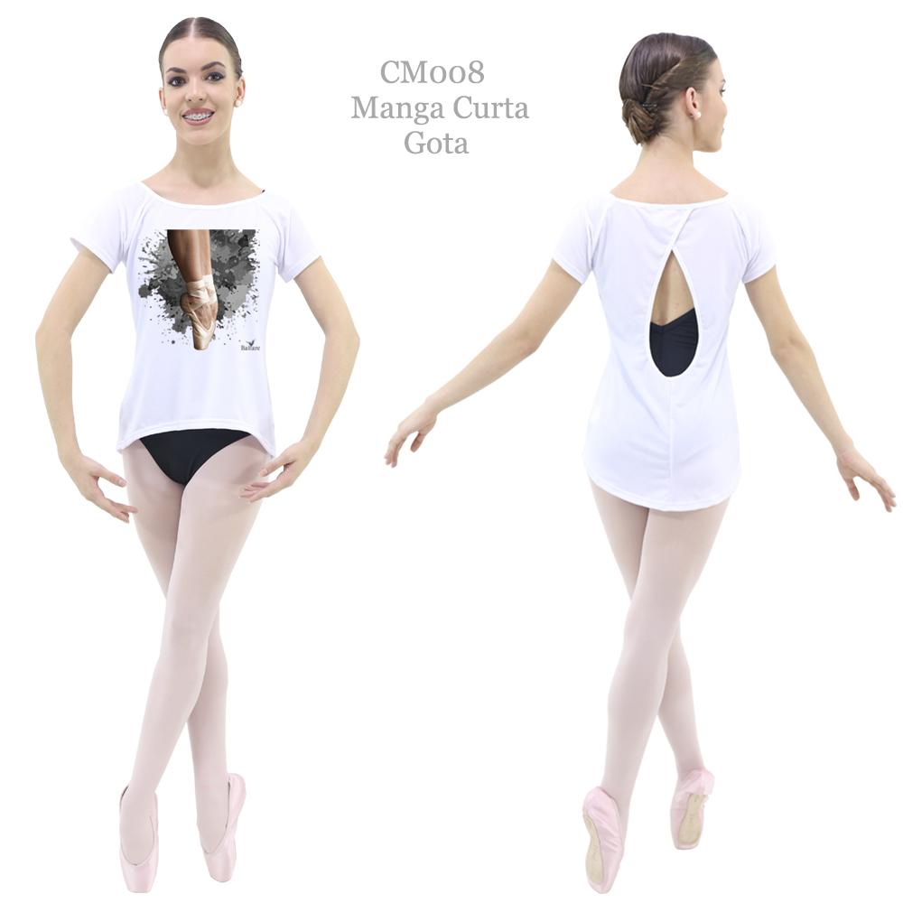 Camiseta Printed Estampa 15 - Ballare-1549