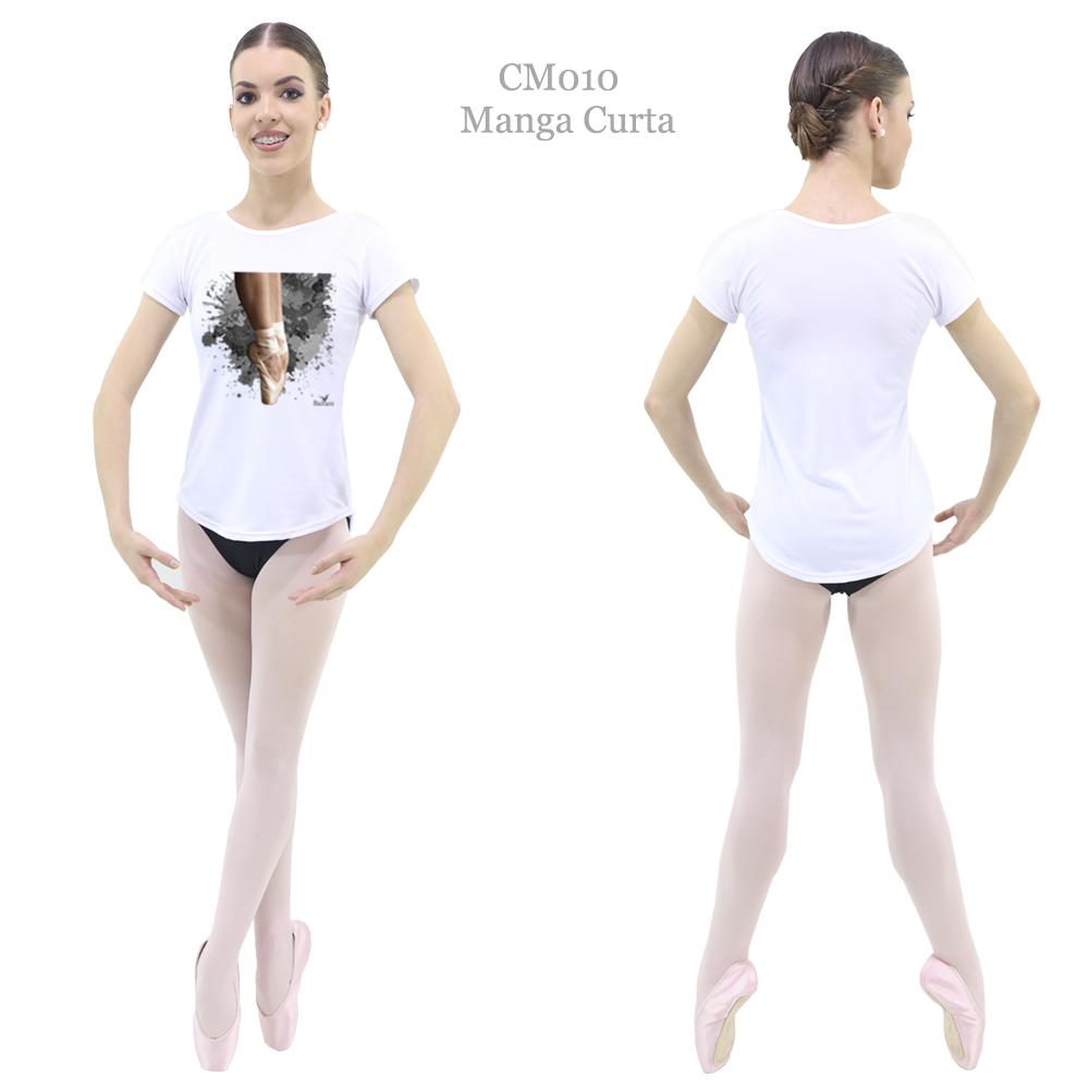Camiseta Printed Estampa 15 - Ballare-1550