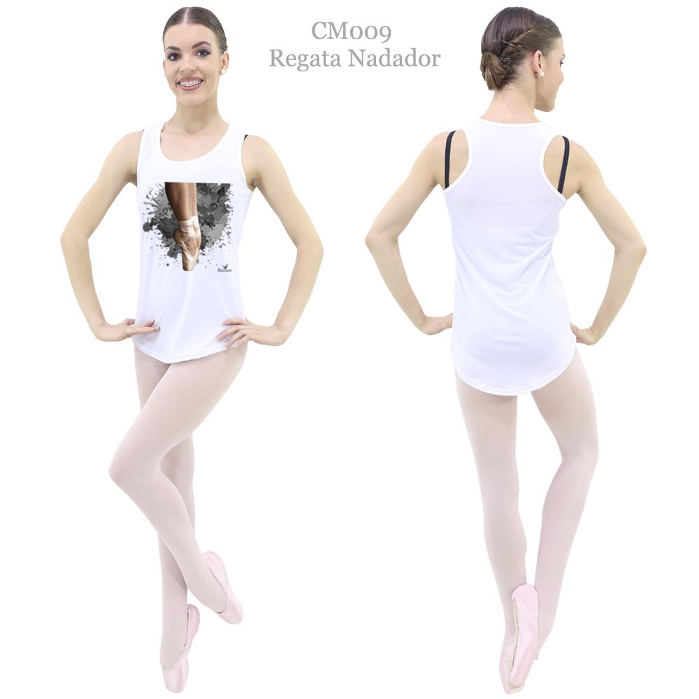 Camiseta Printed Estampa 15 - Ballare-1519