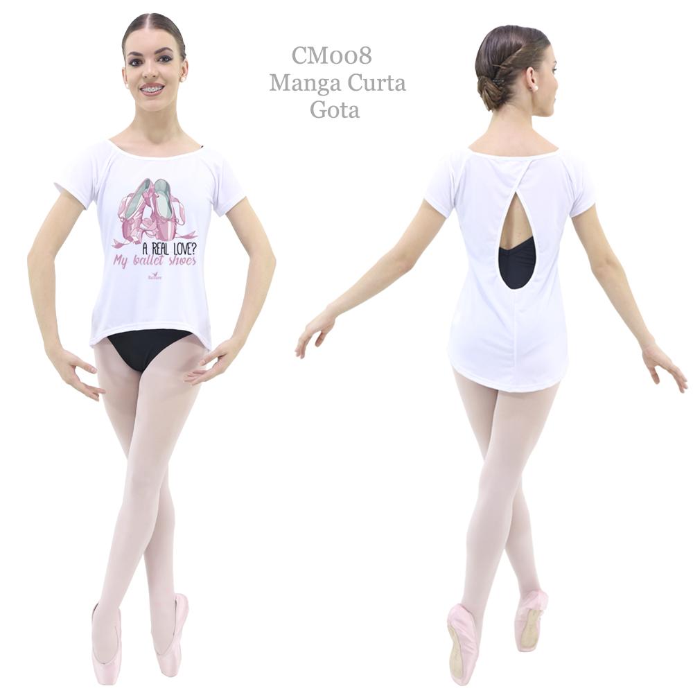 Camiseta Printed Estampa 16 - Ballare-1548