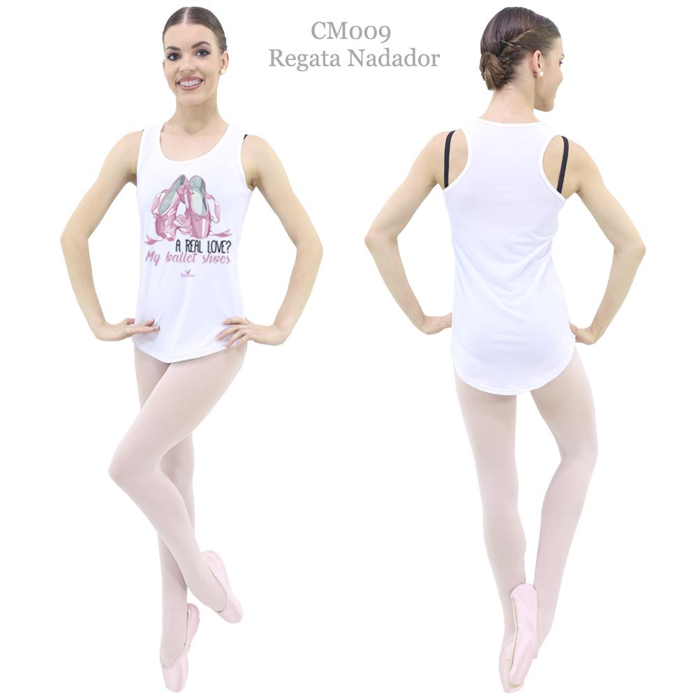Camiseta Printed Estampa 16 - Ballare-1521
