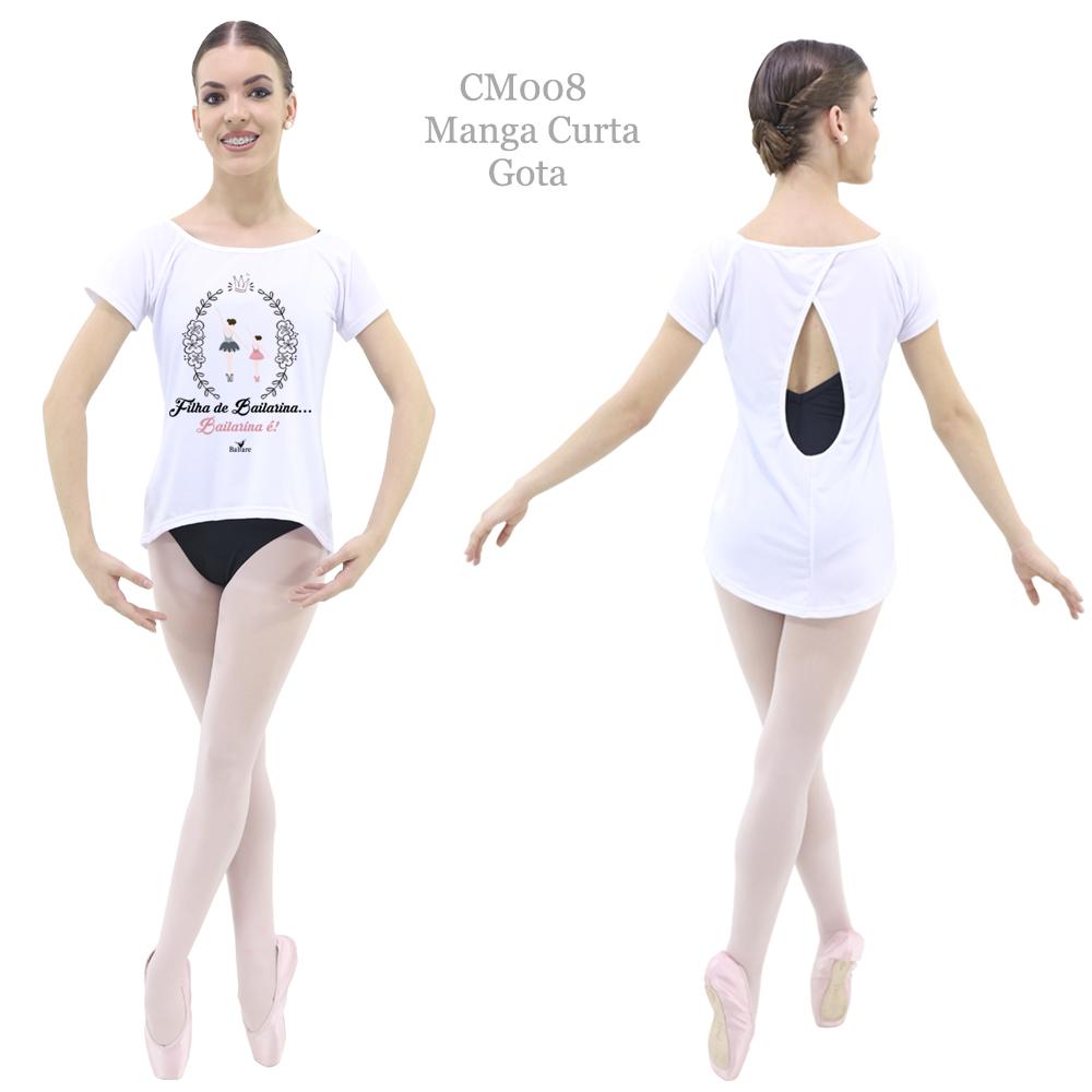 Camiseta Printed Estampa 18 - Ballare-1544