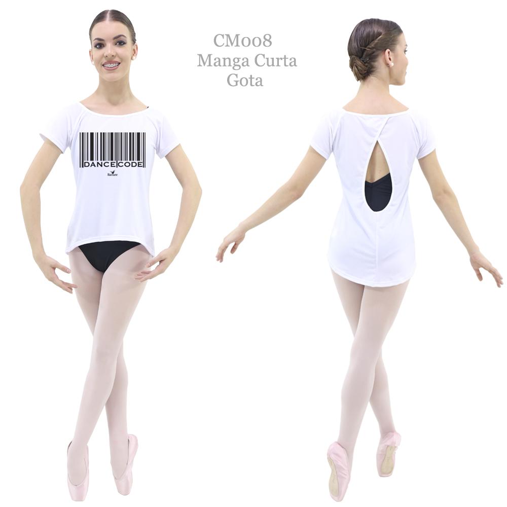 Camiseta Printed Estampa 7 - Ballare-1565