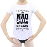 Camiseta Printed Estampa 8-1415