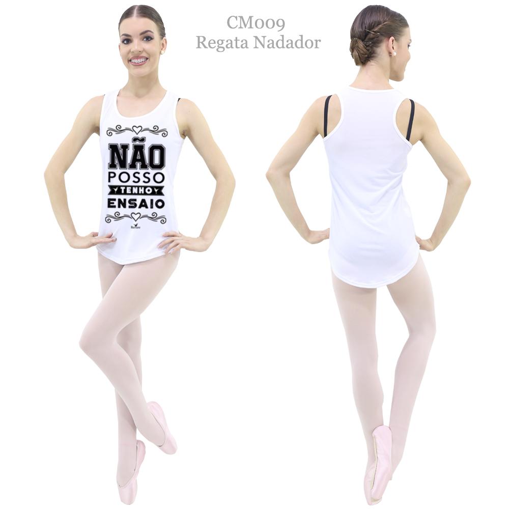 Camiseta Printed Estampa 8 - Ballare-1505