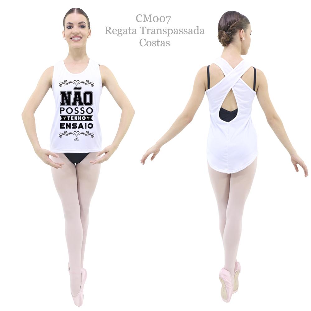 Camiseta Printed Estampa 8 - Ballare-1418