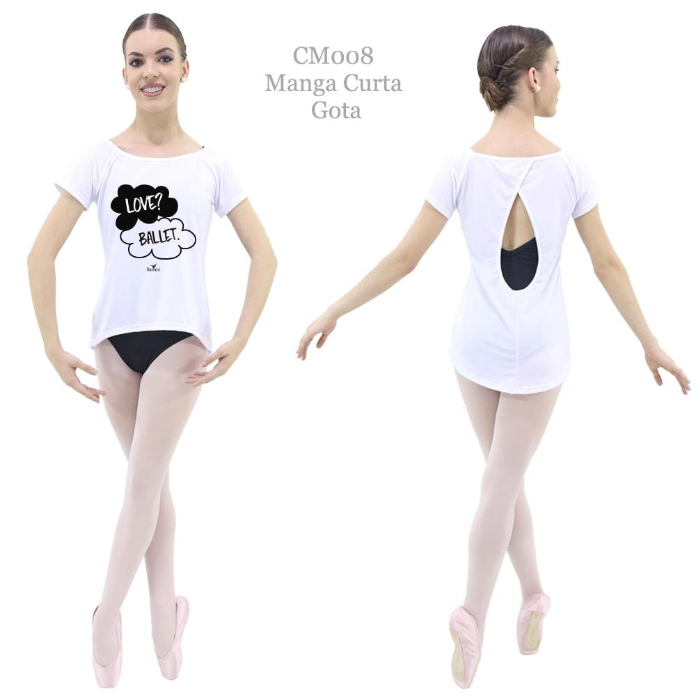 Camiseta Printed Estampa 25 - Ballare-1737