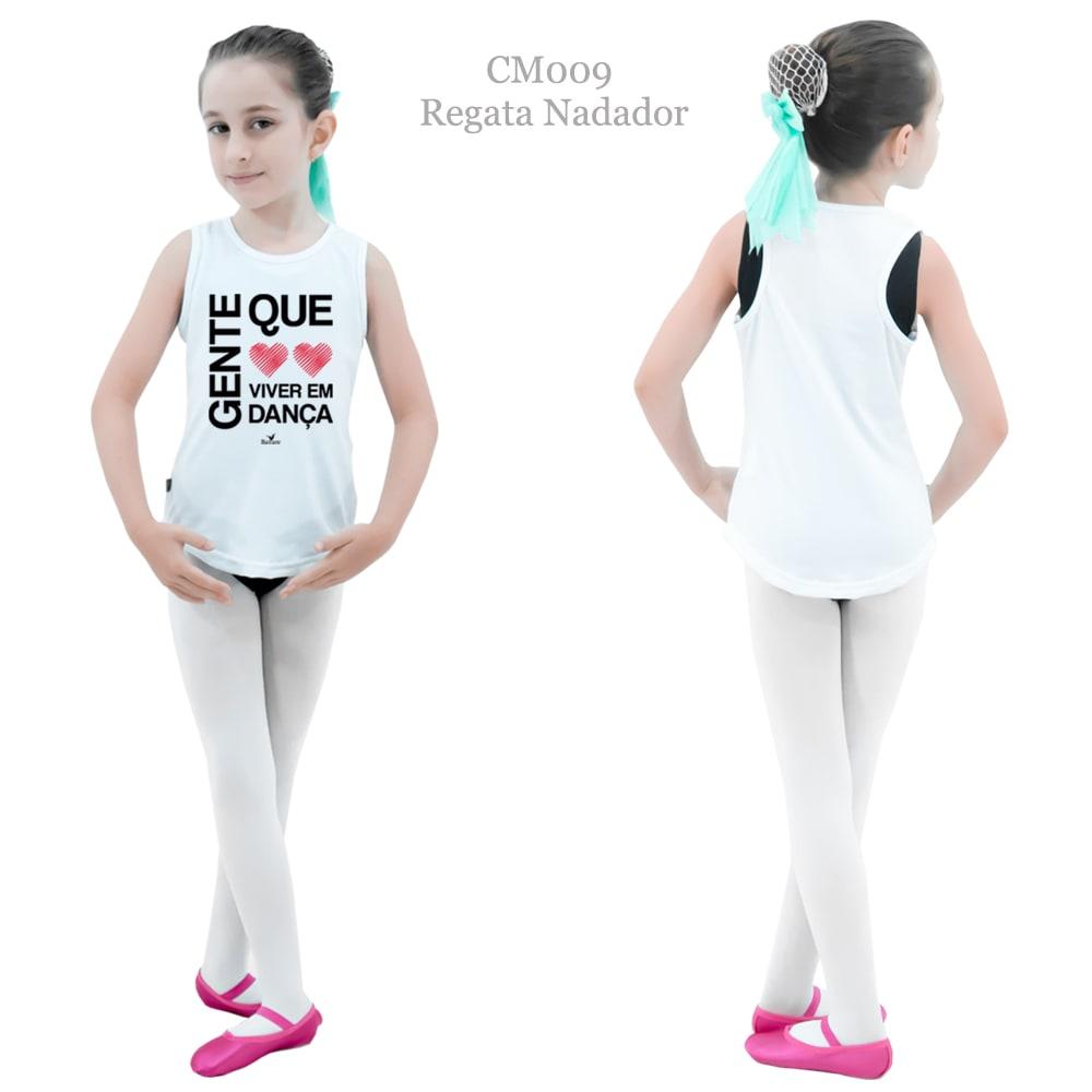 Camiseta Printed Estampa 10 Infantil - Ballare-2039