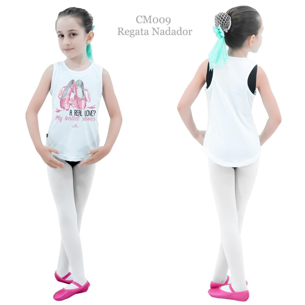 Camiseta Printed Estampa 16 Infantil - Ballare-2050