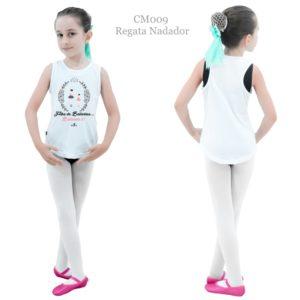 Camiseta Printed Estampa 18 Infantil - Ballare-2056