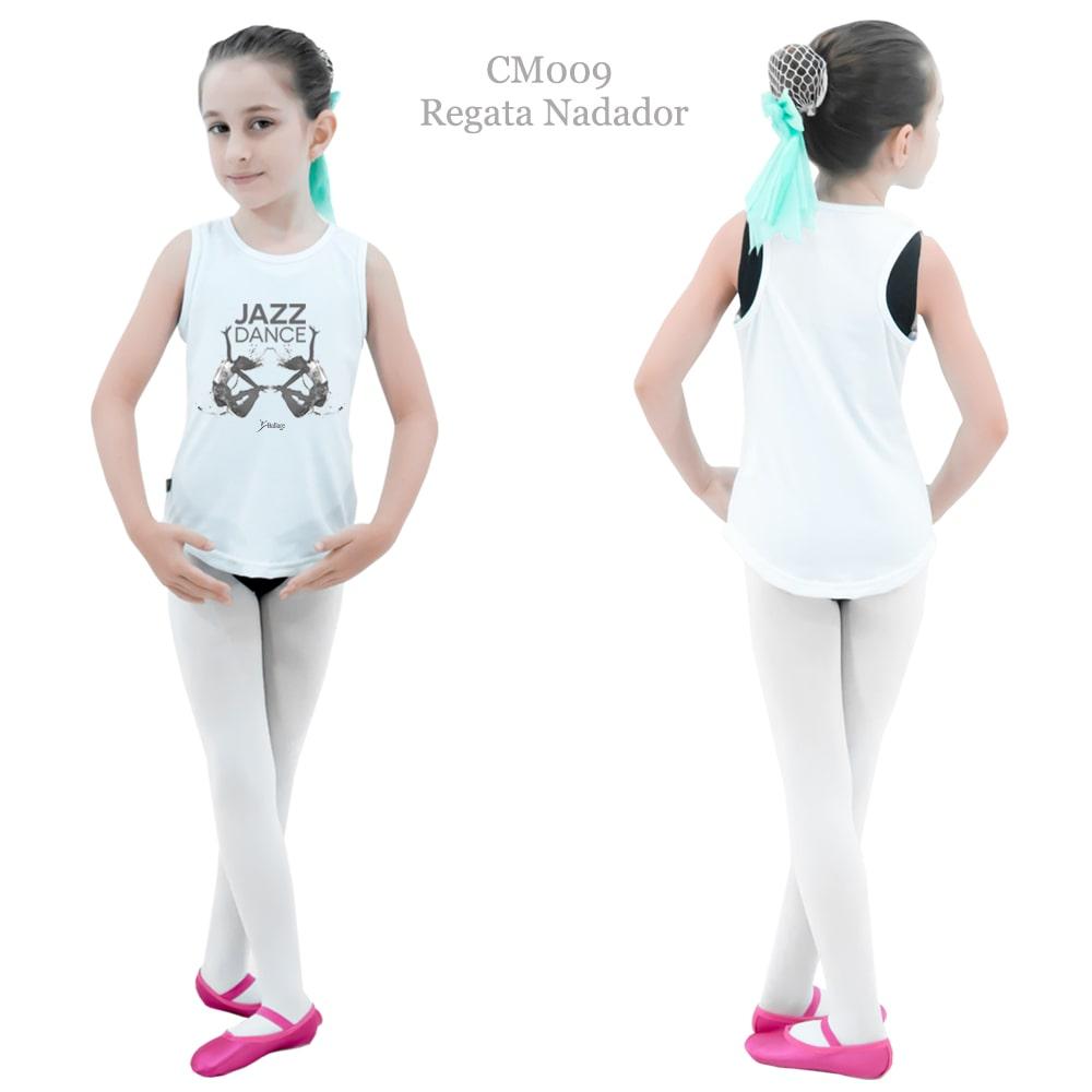 Camiseta Printed Estampa 23 Infantil - Ballare-2061