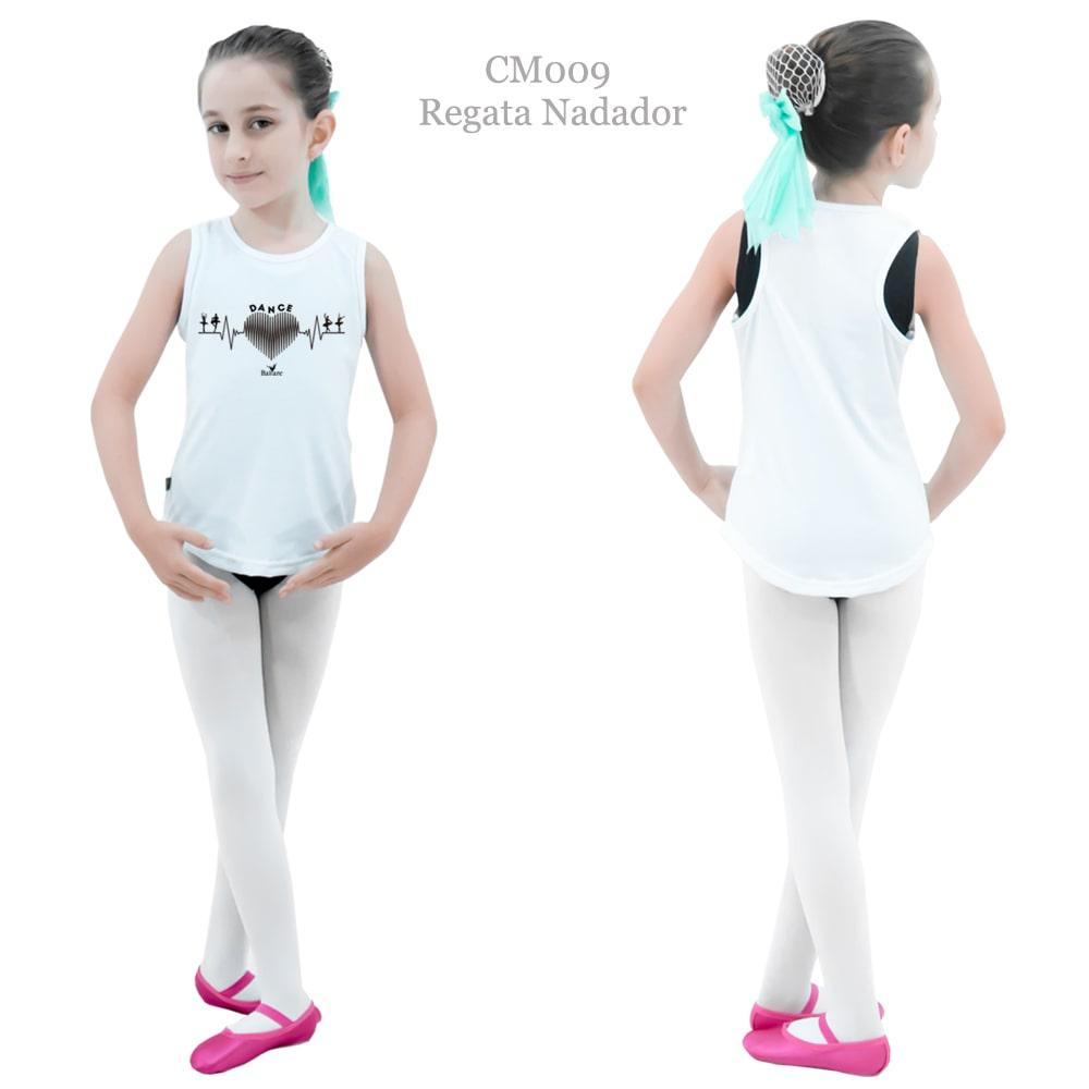 Camiseta Printed Estampa 4 Infantil - Ballare-2023