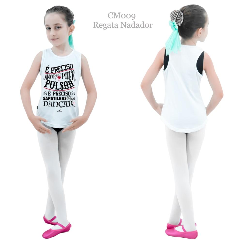 Camiseta Printed Estampa 5 Infantil - Ballare-2028