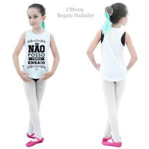 Camiseta Printed Estampa 8 Infantil - Ballare-2032