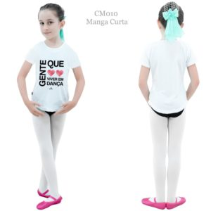 Camiseta Printed Estampa 10 Infantil - Ballare-2038