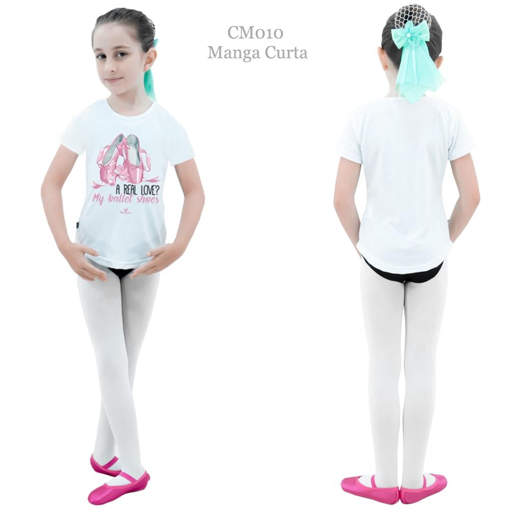 Camiseta Printed Estampa 16 Infantil - Ballare-2051