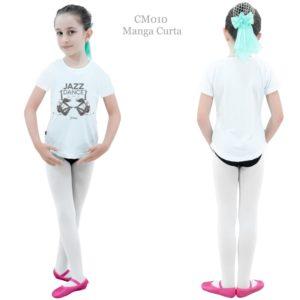 Camiseta Printed Estampa 23 Infantil - Ballare-2059