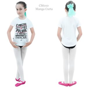 Camiseta Printed Estampa 5 Infantil - Ballare-2026