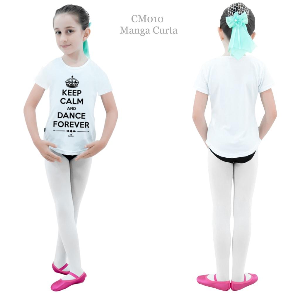 Camiseta Printed Estampa 6 Infantil - Ballare-2031
