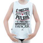 Camiseta Printed Estampa 5 Infantil-2027