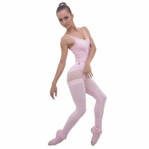 Perneira Longa Rosa Bebê - Ballare-2004