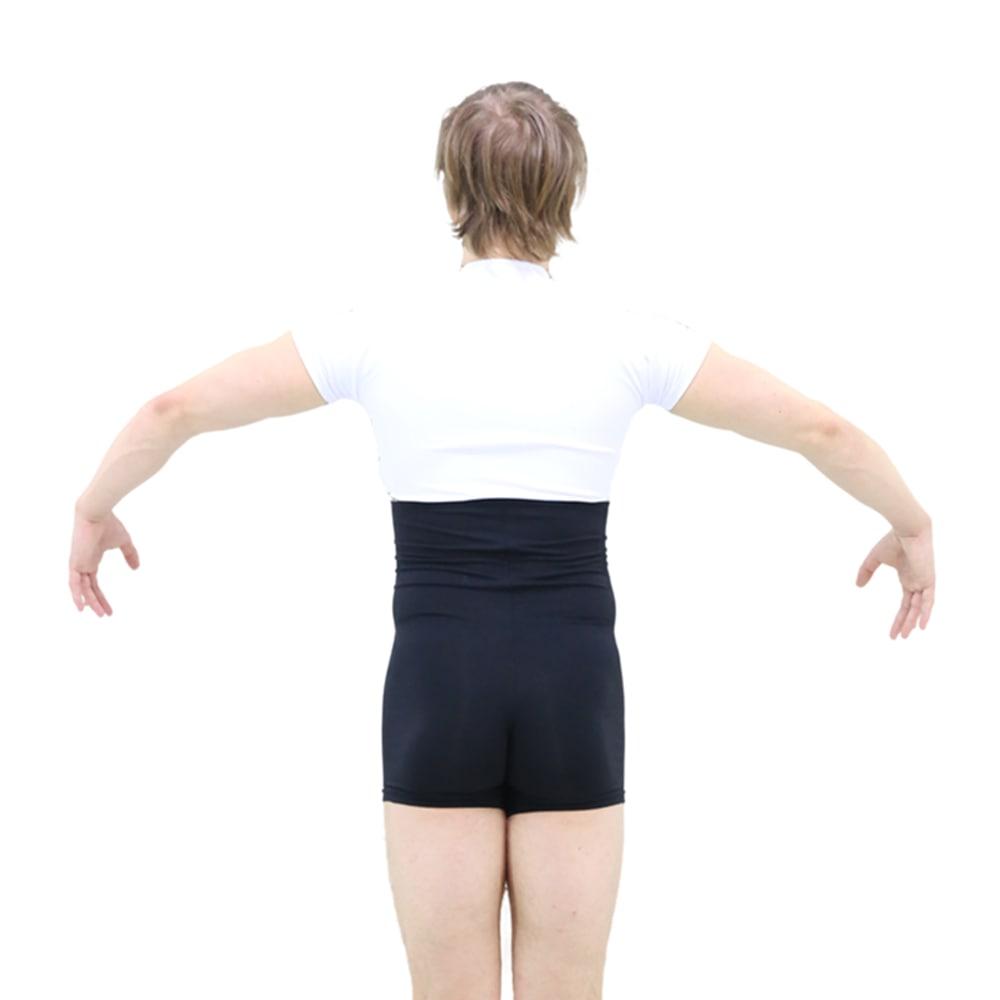 Macaquinho com Ziper Masculino Branco - Ballare-2468