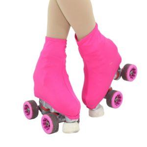 Polaina de Patinação Rosa Pink - Ballare-0