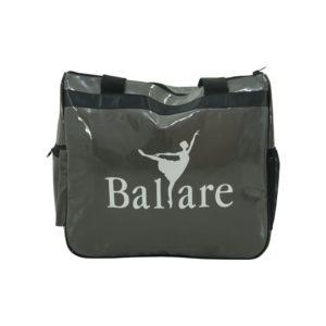Bolsa Big Verniz Cinza - Ballare-0