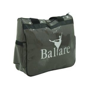 Bolsa Big Verniz Cinza - Ballare-2520