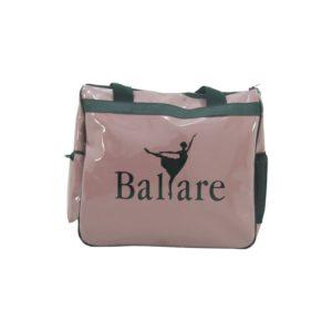 Bolsa Big Verniz Salmão - Ballare-0